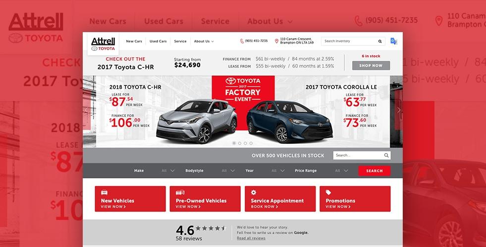 Attrell Toyota