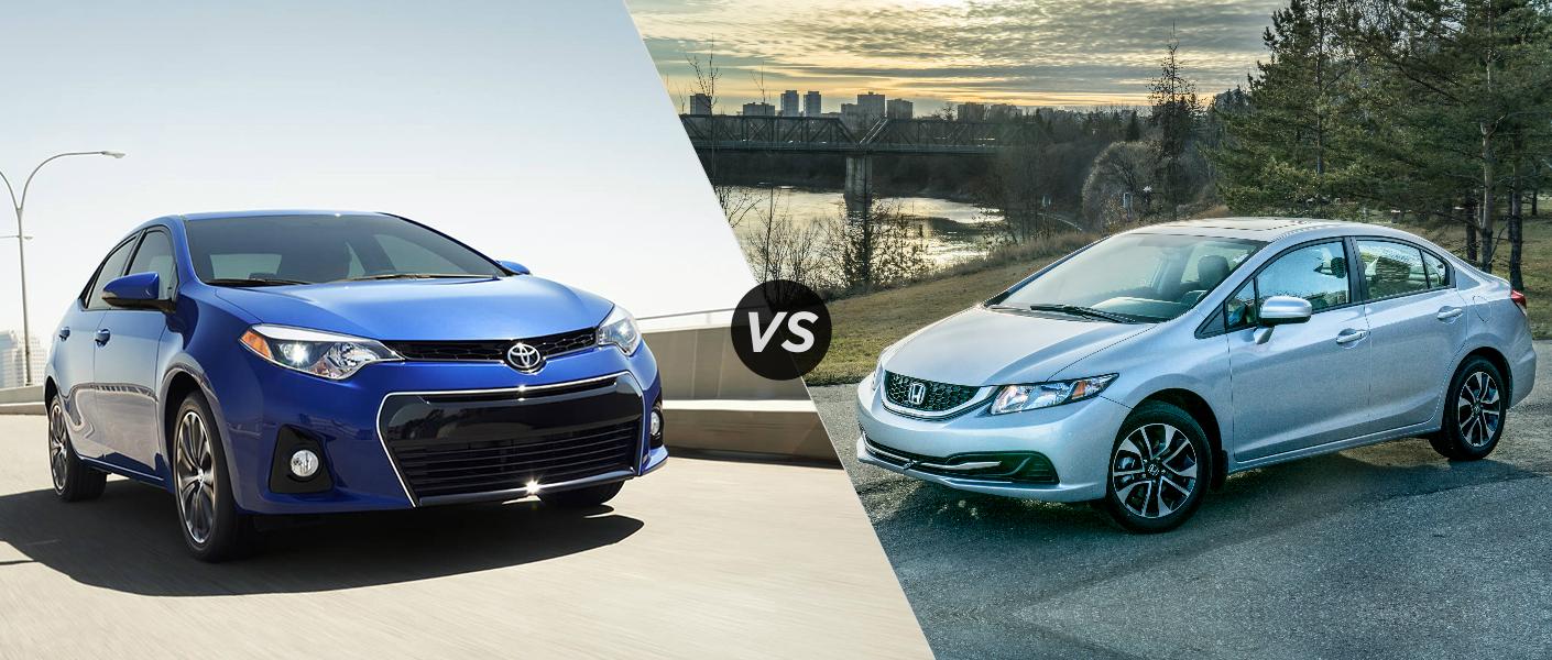 Corolla Vs Civic >> 2015 Corolla Vs 2015 Civic Attrell Toyota