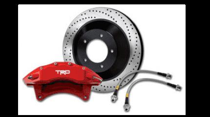 4 Wheel Brake Service – $129.95