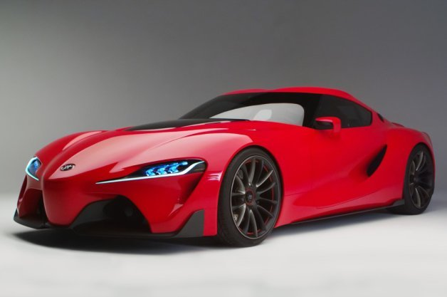 Toyota Ft 1 >> New Toyota Ft 1 Concept Car Attrell Toyota