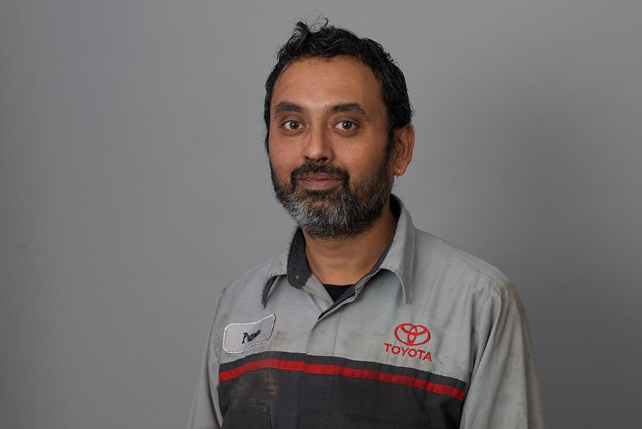 Pranav  Anandjinala