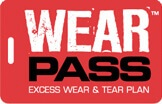Wear Pass - Excess Wear and Tear Plan.