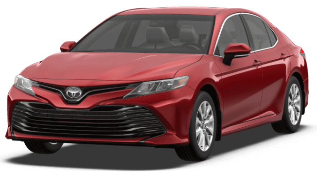 Red Sedan.