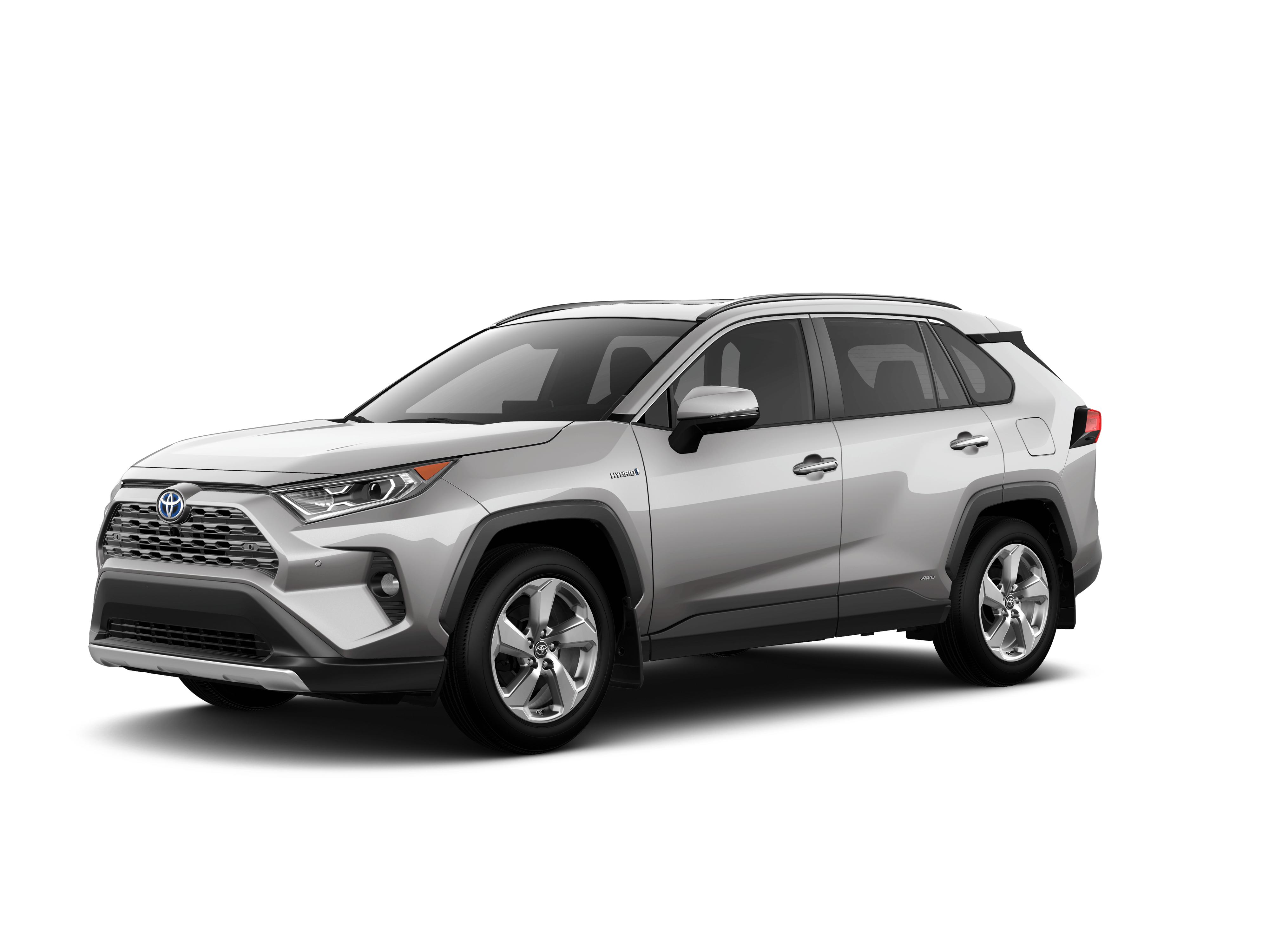 2019 RAV4 Hybrid LE+
