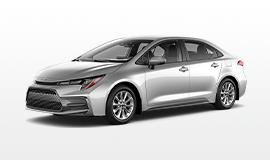 2020 Corolla SE 6M