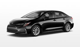 2020 Corolla SE CVT