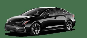 2021 Corolla XSE CVT