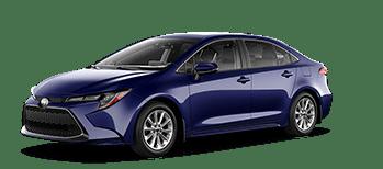 2021 Corolla XLE CVT