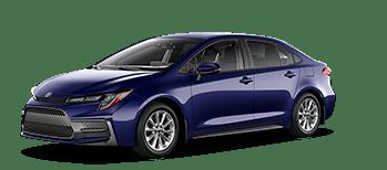 2021 Corolla SE CVT