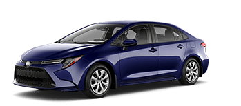2021 Corolla LE CVT